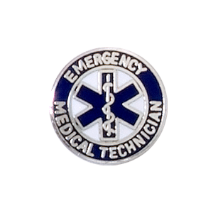 EMT Emblem 5097 - Star of Life