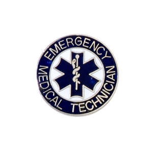 EMT Emblem 5276 - Star of Life