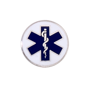 EMT Emblem 5420 - Star of Life