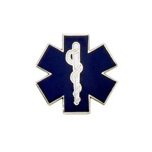 EMT Emblem 5889 - Star of Life