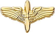 "Propeller Wing - 5/8"" (Small)"